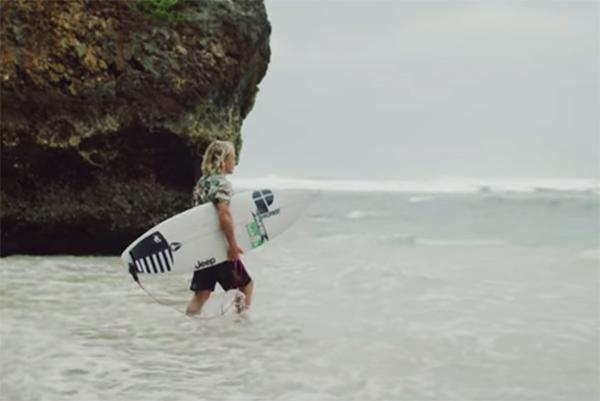 KLM surf