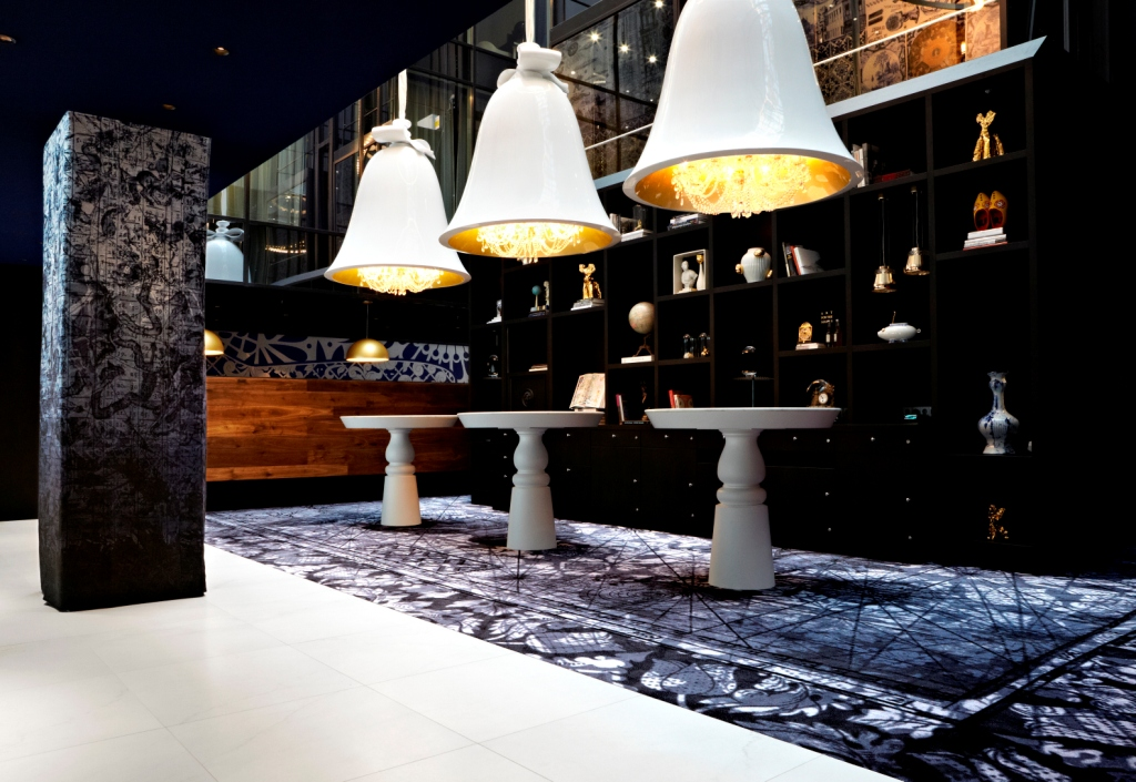 now open bluespoon restaurant amsterdam at the hyatt 39 s andaz hotel. Black Bedroom Furniture Sets. Home Design Ideas