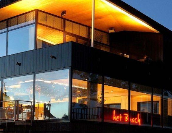 Restaurant Het Bosch Amsterdam