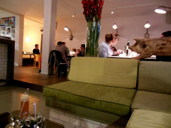 restaurant Bar Spek Amsterdam De Baarsjes