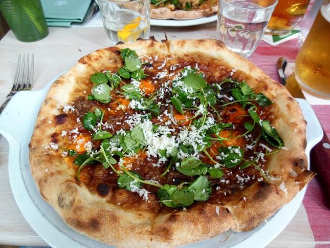 jamie oliver italian london