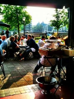 Restaurant Aan de Amstel Amsterdam