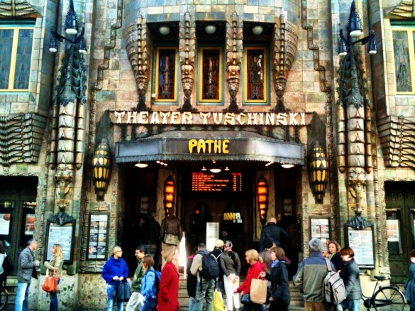 tuschinski bioscoop in amsterdam bijzonder en in hartje
