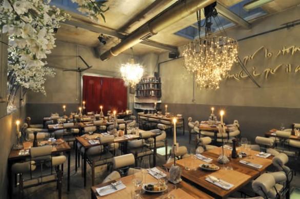 restaurant in Basel Switzerland: Acqua
