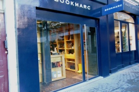 Bookmarc Paris Marc by Marc Jacobs Paris