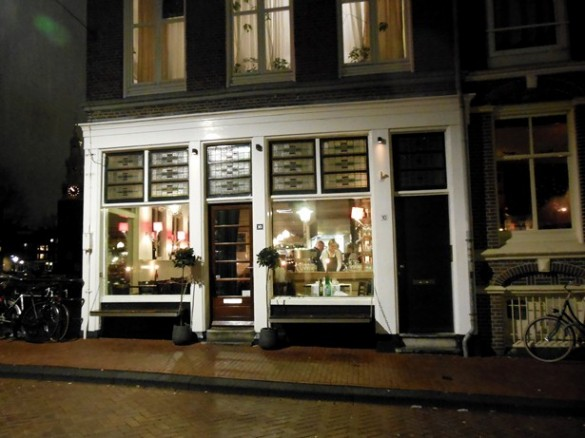 Restaurant Gebr. Hartering: one of the best restaurants in Amsterdam