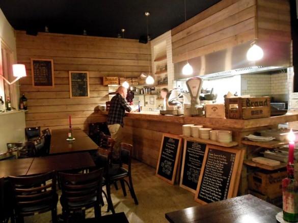 Restaurant Gebr. Hartering Amsterdam