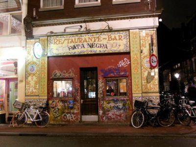 Pata Negra Amsterdam tapas in Amsterdam