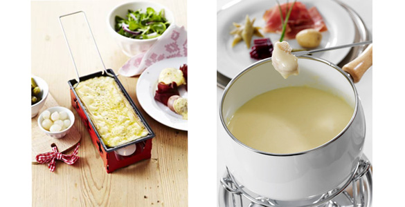 cheese loving from switzerland raclette and cheese fondue. Black Bedroom Furniture Sets. Home Design Ideas