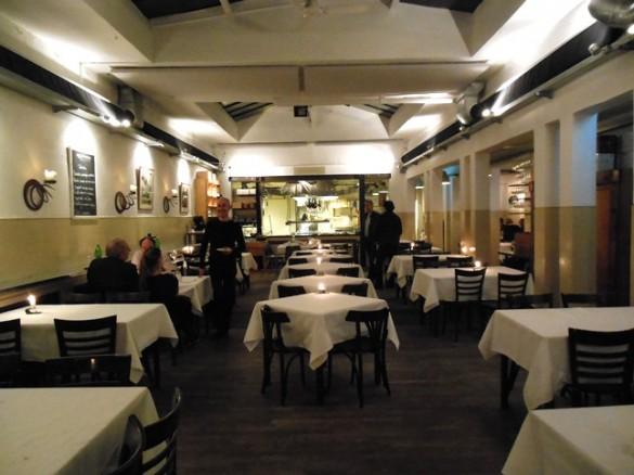 Italiaans restaurant in Amsterdam