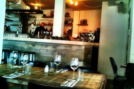 Restaurant Amsterdam Oost Wilde Zwijnen