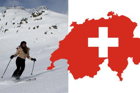 Switzerland wintersport