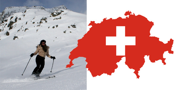 Switzerland wintersport