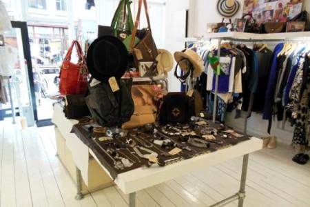 vintage in Amsterdam Jutka and Riska fashion