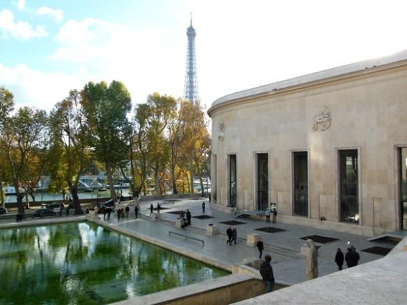 palais de tokyo trendy museum voor moderne kunst in parijs