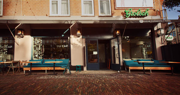 Du Cap to be Bar LouLou soon - Home - Amsterdam ...