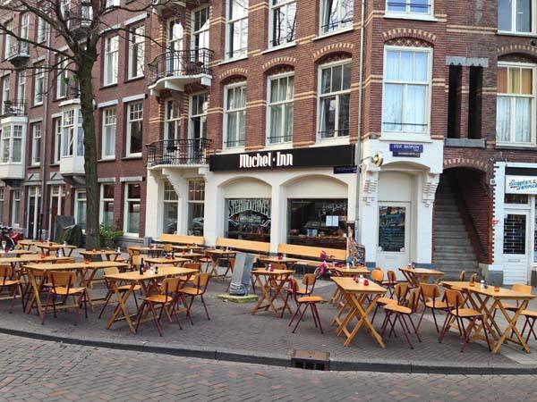 Michel inn amsterdam trendy restaurant in amsterdam oost for Ocakbasi amsterdam oost