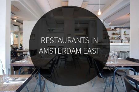 restaurants in amsterdam east