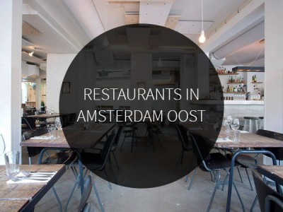 restaurants in amsterdam oost