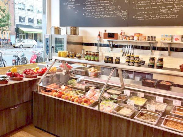 De Vegetarische Traiteur Amsterdam