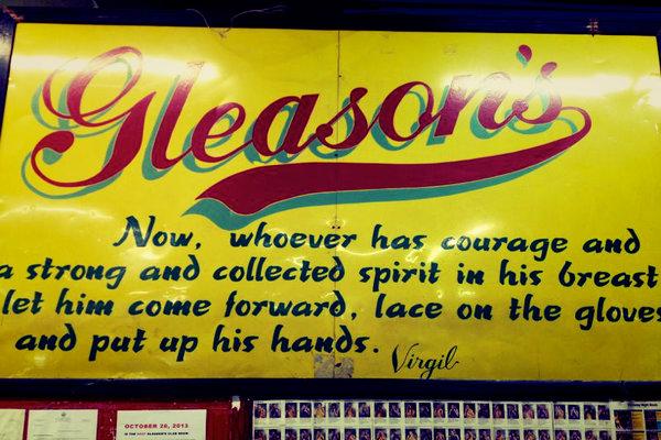 DUMBO Arts Festival Gleason's Gym