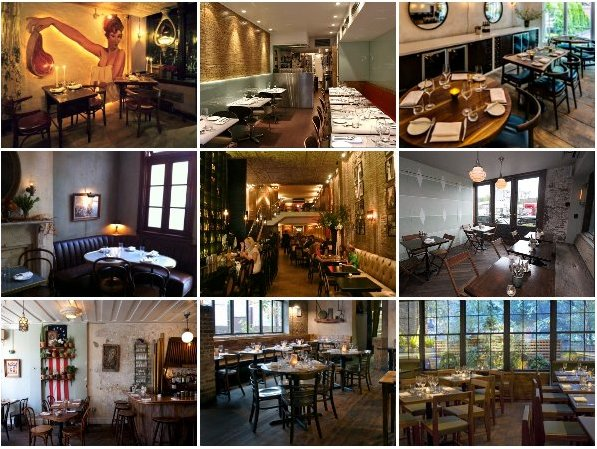 Christmas New York restaurant Guide 2013