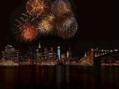 New Years Eve 2013-2014 New York