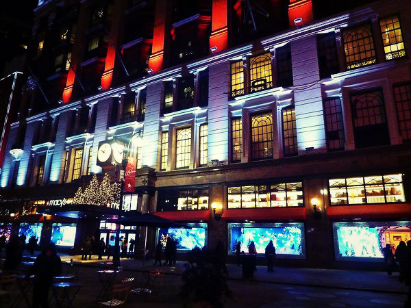 Etalages New York: Macy's