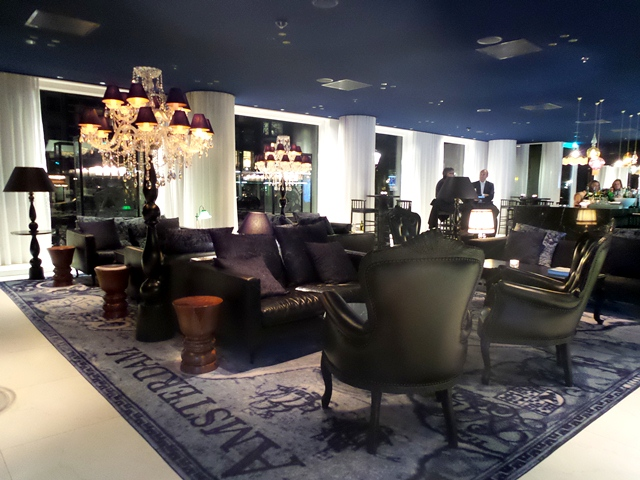 Bluespoon Amsterdam Restaurant Andaz Hotel Your Little