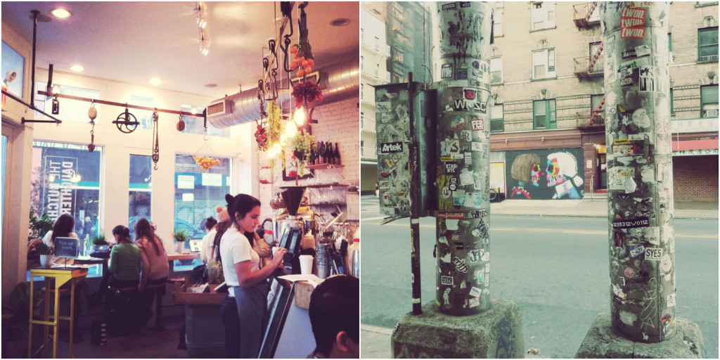 Healthy lunch NYC: The Butchers Daughter