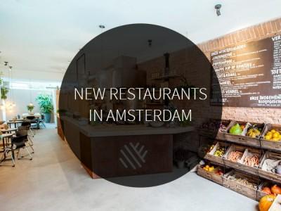 new restaurants in amsterdam