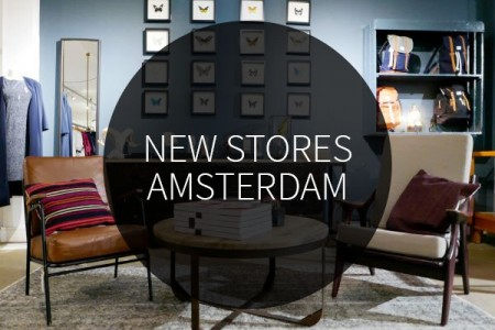 new stores in amsterdam