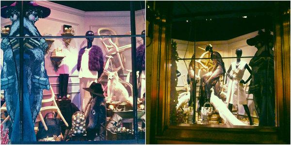 Lord and Taylor Christmas window displays