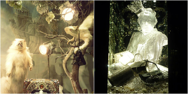 Bergdorf Goodman Christmas Groundhog Day