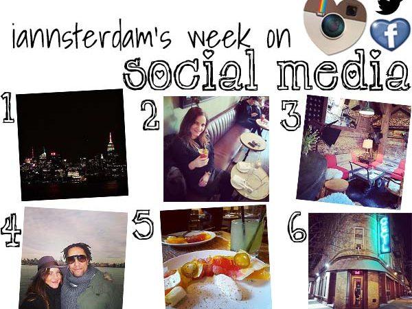 social update week 1