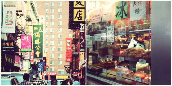 New York Food Tour Chinatown