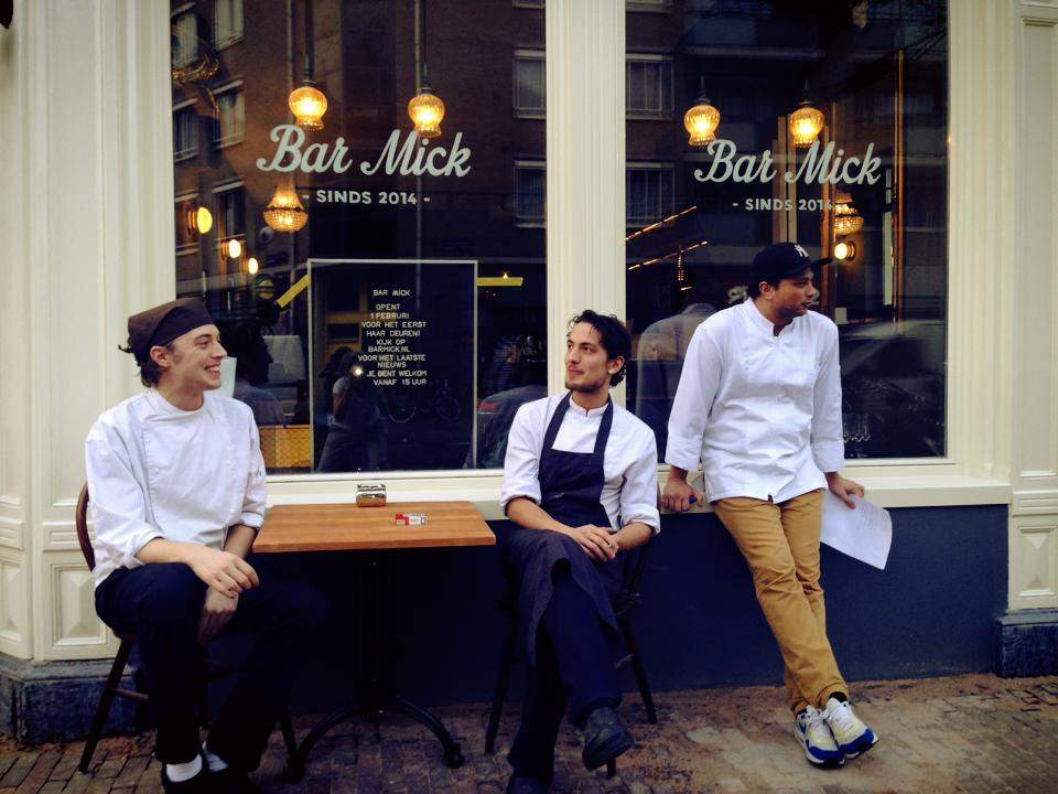 Bar mick