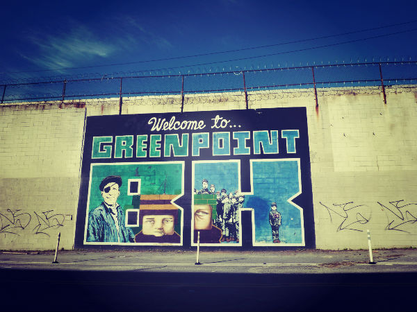Greenpoint New York street art