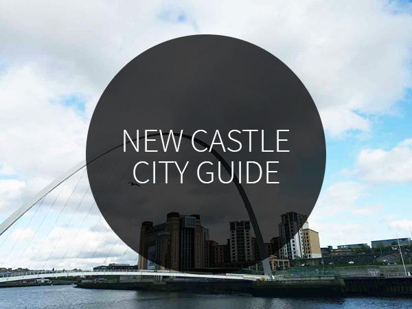 new castle city guide