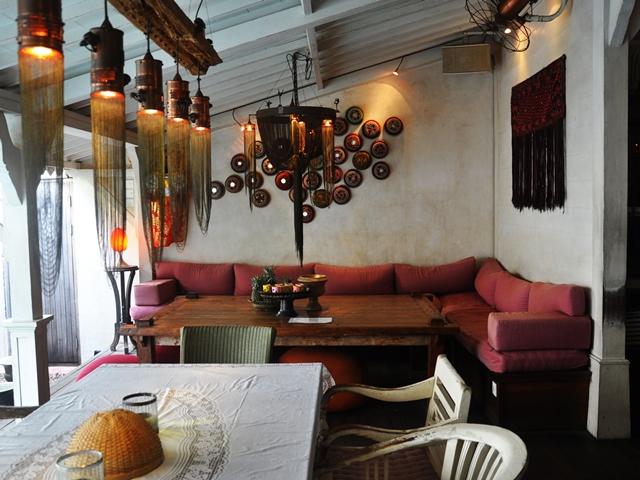 Cafe Bali on