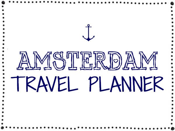 Plan your trip to Amsterdam