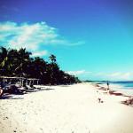 Beach at Papaya Playa Project