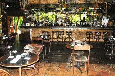 La Favela in Seminyak Bali is one of the best hotspots on the island!