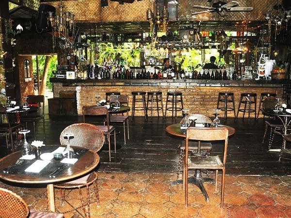 La Favela in Seminyak Bali is one of the best hotspots on the island!