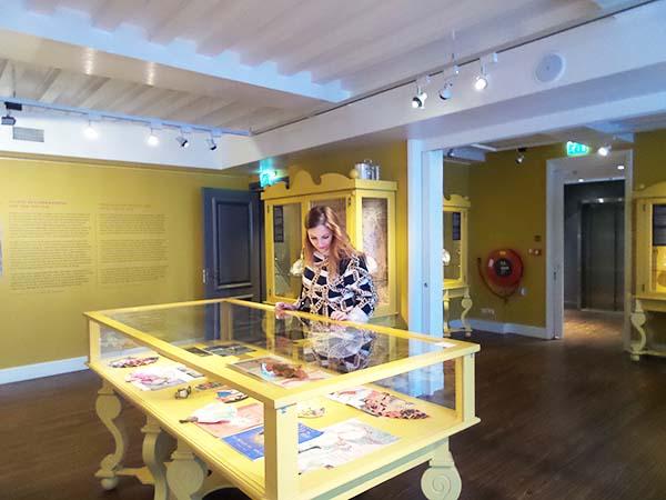 High Tea at Tassenmuseum Hendrikje in Amsterdam