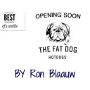 The Fat Dog in Amsterdam by Ron Blaauw