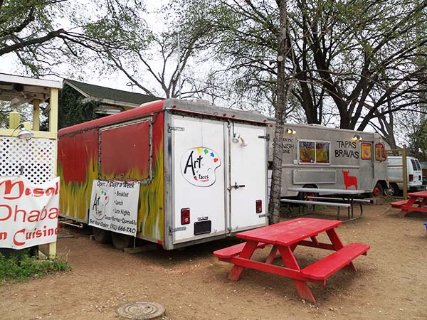 Food Truck: Art of Taco's in Austin