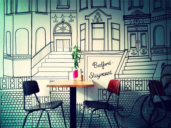 Bedford Stuyvesant coffee hotspot in Amsterdam East