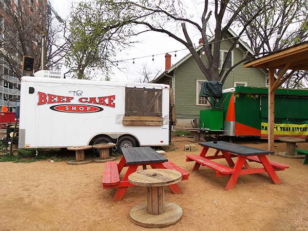 Food Truck: Beef Cake in Austin