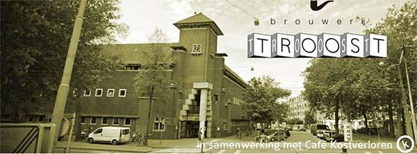 Brouwerij Troost Amsterdam